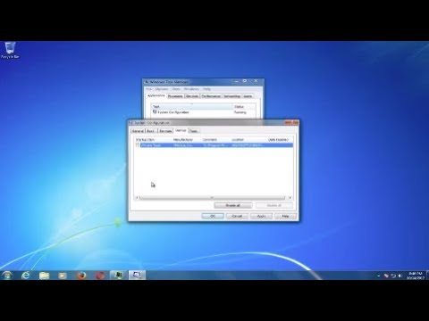 How to Fix High 100% CPU RAM Disk Usage in Windows 7 [Tutorial]