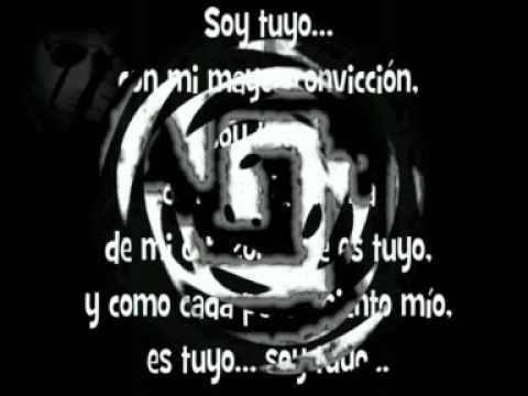 Andrés Calamaro - Soy tuyo (letra)