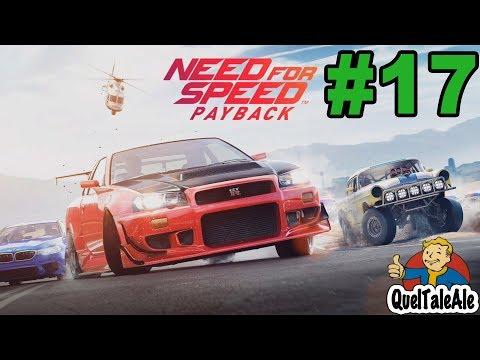 Need For Speed Payback - Gameplay ITA - Walkthrough #17 - Rubiamo auto d'oro