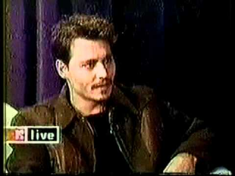 Johnny Depp -MTV- Fear & Loathin Interview