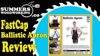 048 FastCap Ballistic Apron Review