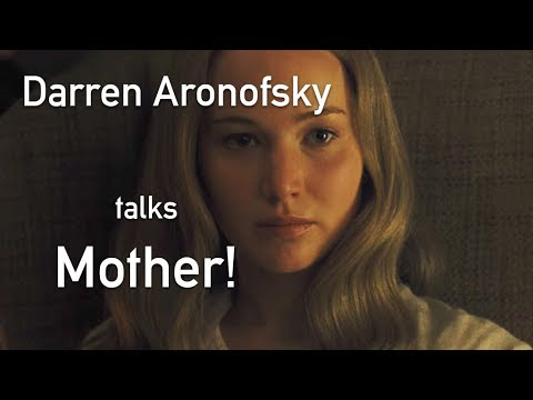 Darren Aronofsky interviewed by Simon Mayo
