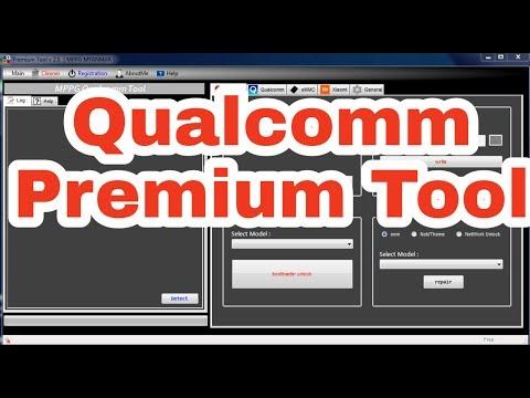 Qualcomm Premium Tool v2 5 Cracked Without Keygen 100