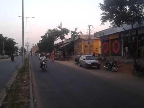 Vivek Vihar, Gandhi Path, Jaipur open site video
