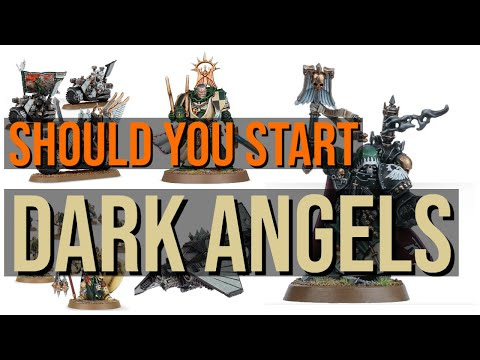 Which Army Should You Play | DARK ANGELS?