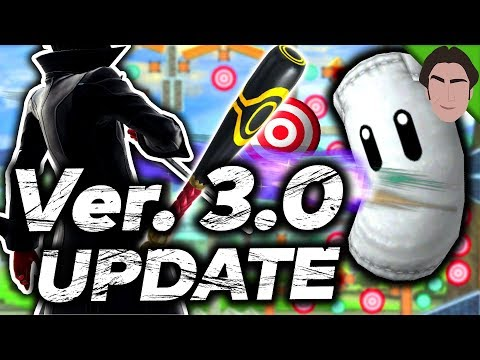 What to Expect in Smash Bros Ultimate 3.0 Update! thumbnail