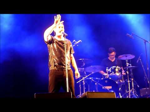 Sam Sparro - 'Black And Gold' - Live At Maanrock