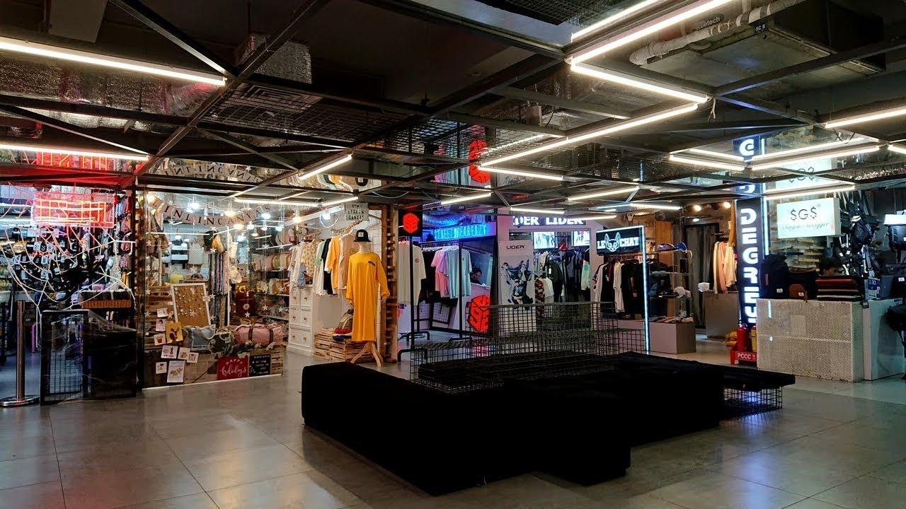 Dạo chơi dưới lòng đất The New Playground | Saigon underground shopping