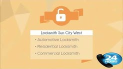 Locksmith Sun City West AZ