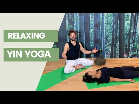 45 min Relaxing Yin Yoga NL | Amsterdam Yoga Collective