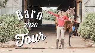 New Barn Tour!