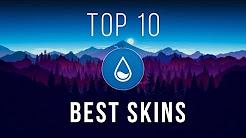 Best Rainmeter Skins - 2018