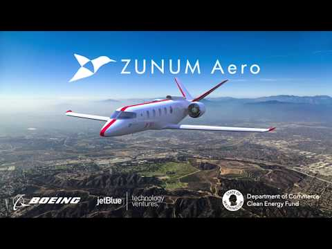 Breakthrough Dialogue Tech Talks: Zunum Aero
