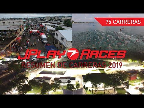 RESUMEN DE CARRERAS 2019 - JPLAYRACES