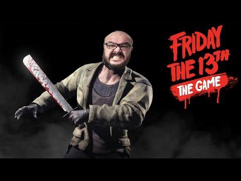 EU SOU UM JASON MUITO RUIM! - FRIDAY 13th: THE GAME