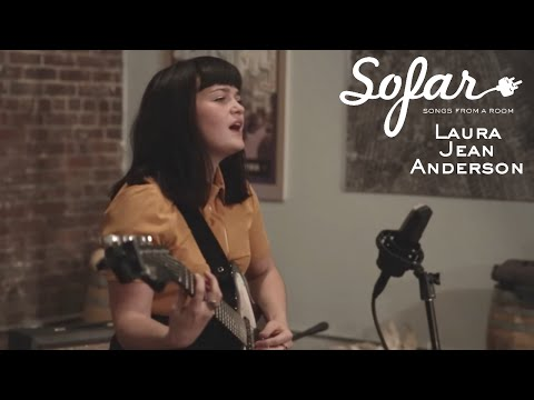 Laura Jean Anderson - I Can No Longer Bend | Sofar NYC