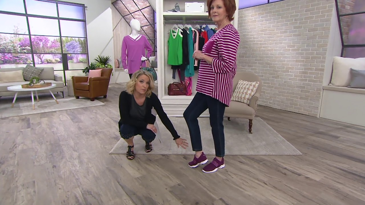 PUMA Mesh Slip-On Sneakers - Dare on QVC - YouTube 5dc214ce9