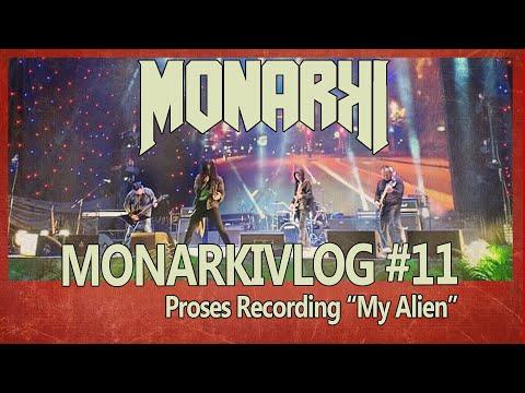 MONARKIVLOG #11 - MY ALIEN, LAGU BALLAD YG PASTI BIKIN BAPER LAGI