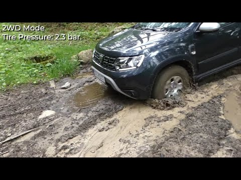 Cooper Discoverer AT3 4S Offroad 2WD Mode In Mud