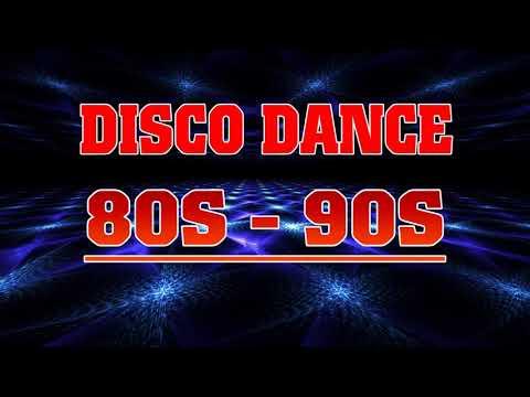 Greatest Hit Disco Dance 80s 90s II Golden Euro Disco Dance Tonight II 80s Italo Disco Megamix