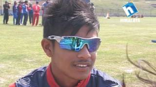 Cricket And More - The Rising Star with Sandeep Lamichhane.