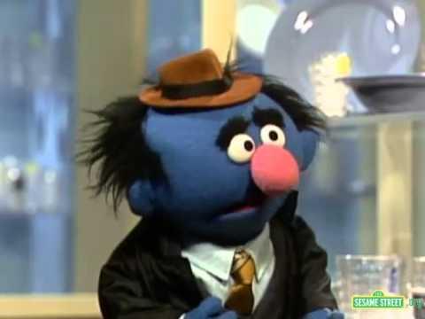 Classic Sesame Street   Simon Soundman At The China Shop
