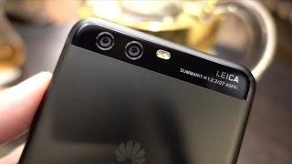 รีวิว Huawei P10 ( review ) กล้องเทพ Leica ทั้งหน้าหลัง!!!