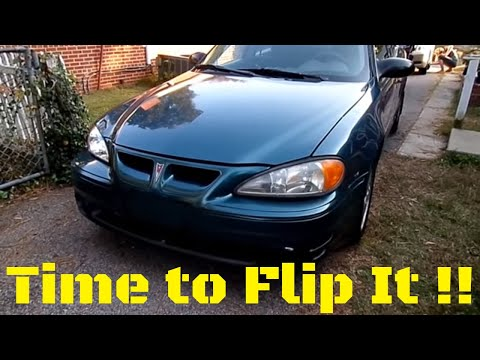 Final Walk Around On Our 2003 Pontiac Grand Am, all product in  description