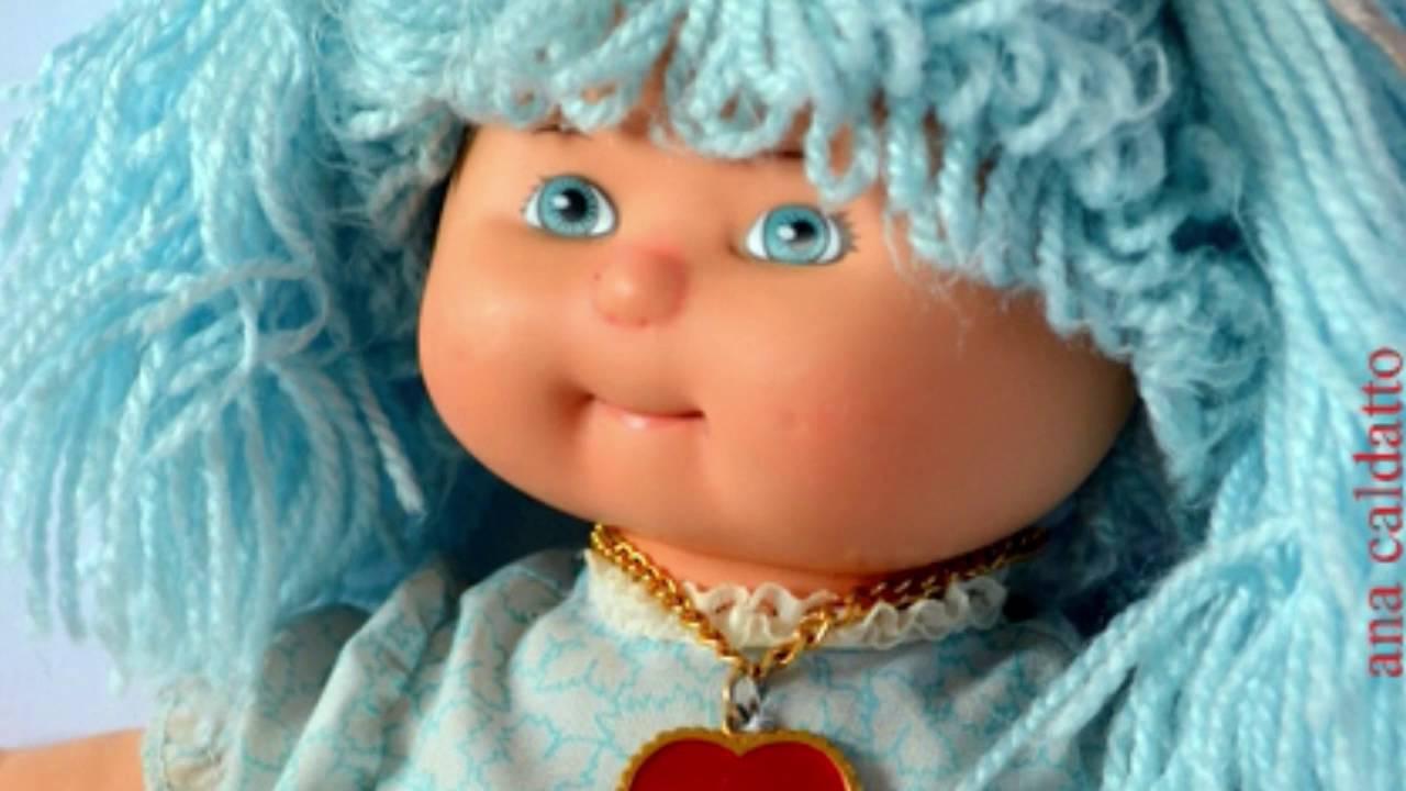 Coleção Bonecas Quem Me Quer Anos 80