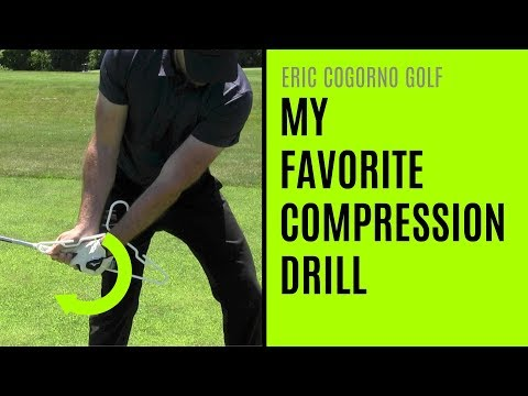 GOLF: My Favorite Compression Drill For Hitting The Ball Solid