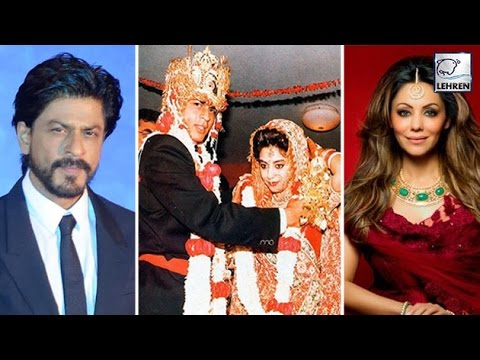 Thumbnail: SHOCKING ! Shahrukh Khan Married Gauri THRICE??