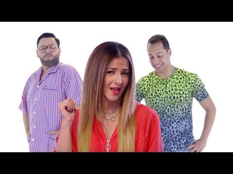 دنيا سمير غانم تكشف طريقة اعجاب البنت بالرجل في اغنية 'ازاي البنت تحبك' | Donia Samir Ghanem 2019