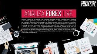 Analiza Forex Live (Indeksy, Surowce, Waluty) 15 stycznia