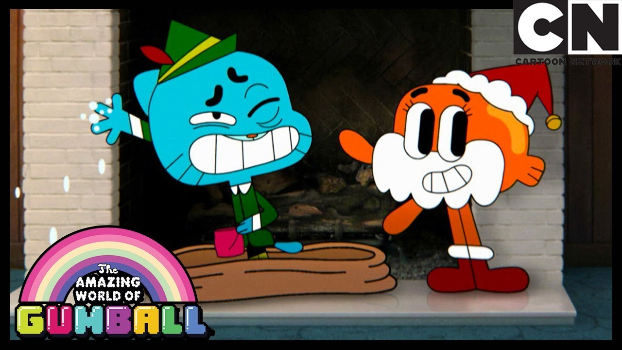 Gumball Türkçe | Değnek | Çizgi film | Cartoon Network Türkiye