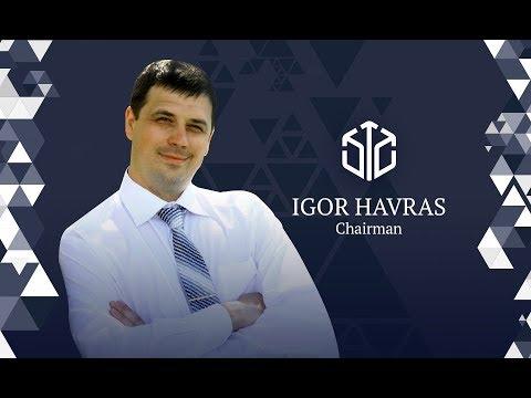Выступление партнера в статусе «Председатель Совета Директоров» Игоря Гаврася