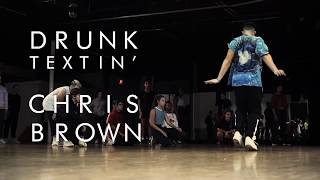 """Drunk Texting"" - Chris Brown 