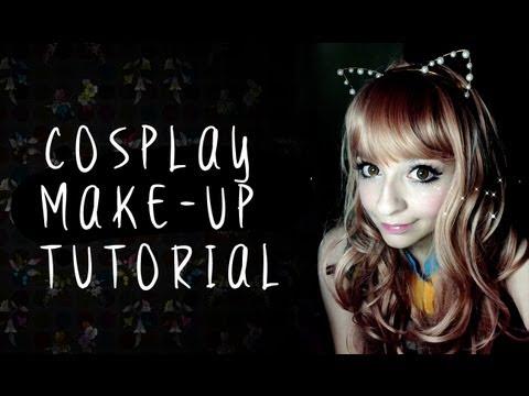 Cosplay Makeup Tutorial ⎜Cecie - 동영상