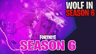 *NEU* Fortnite: 🐺 WOLF in SEASON 6! 😱 Teaser/Trailer | Fortnite Battle Pass Season 6 (Leak) | Detu