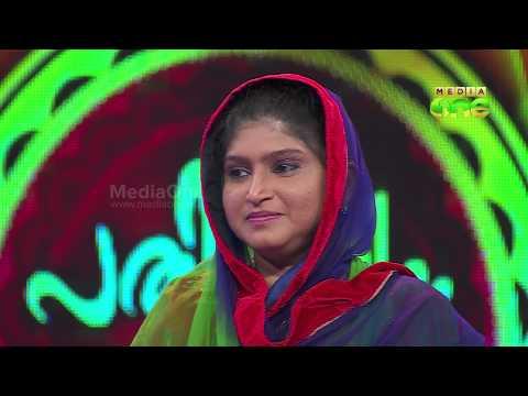 Pathinalam Ravu Season2 (Epi89 Part4) Judge Rahna singing 'Muthay thoha nabi..' song