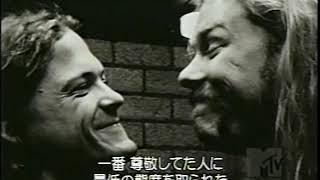 メタリカ 日本語字幕 インタビュー ・ドキュメンタリー.