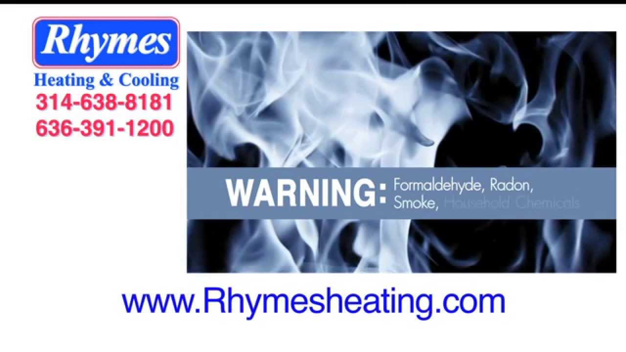 Rhymes Heating Air Conditioning Purity