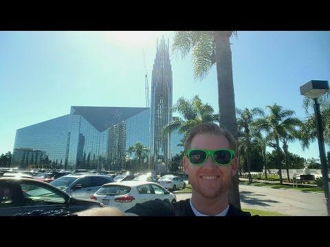 #199 (2/24/2017) Robert Schuller's 'Crystal Cathedral'