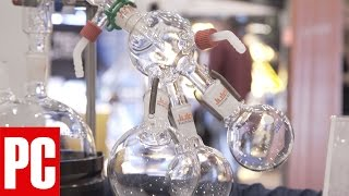 Meet the Mad Scientists of Cannabis Oil
