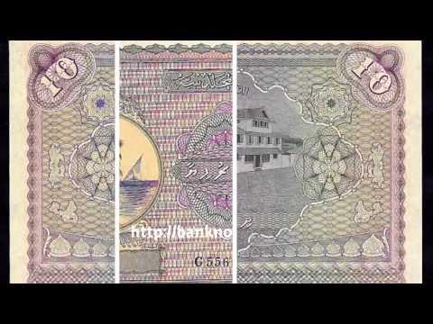 Maldives banknotes / Maldivian Rufiyaa bank notes money currency images.