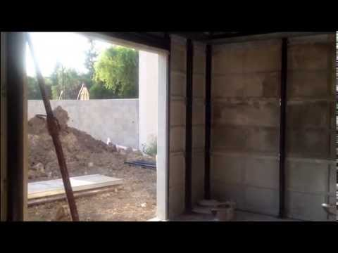 Vue int rieure du rez de chauss e d 39 une construction maison ph nix youtube - Total renovation ma maison sur mesure ...