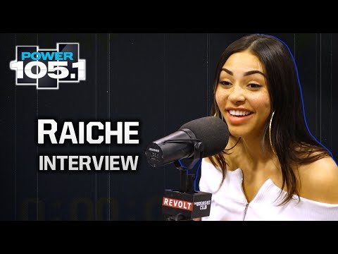 Nyla Symone - Raiche Talks Falling In And Out of Love, Being Quiet As A Kid + More