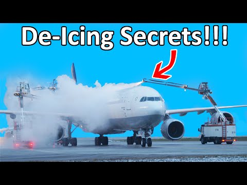 The Secrets Behind De-Icing!
