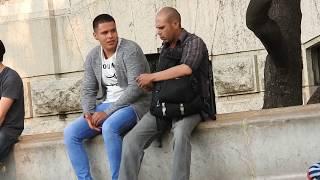 GAY LIGANDO HOMBRES / Experimento Social México / Broma en la calle
