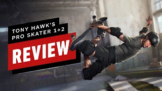 Tony Hawk's Pro Skater 1+2 Review (Video Game Video Review)