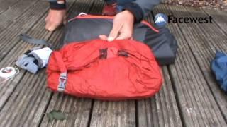 Mountain Marathon Pack